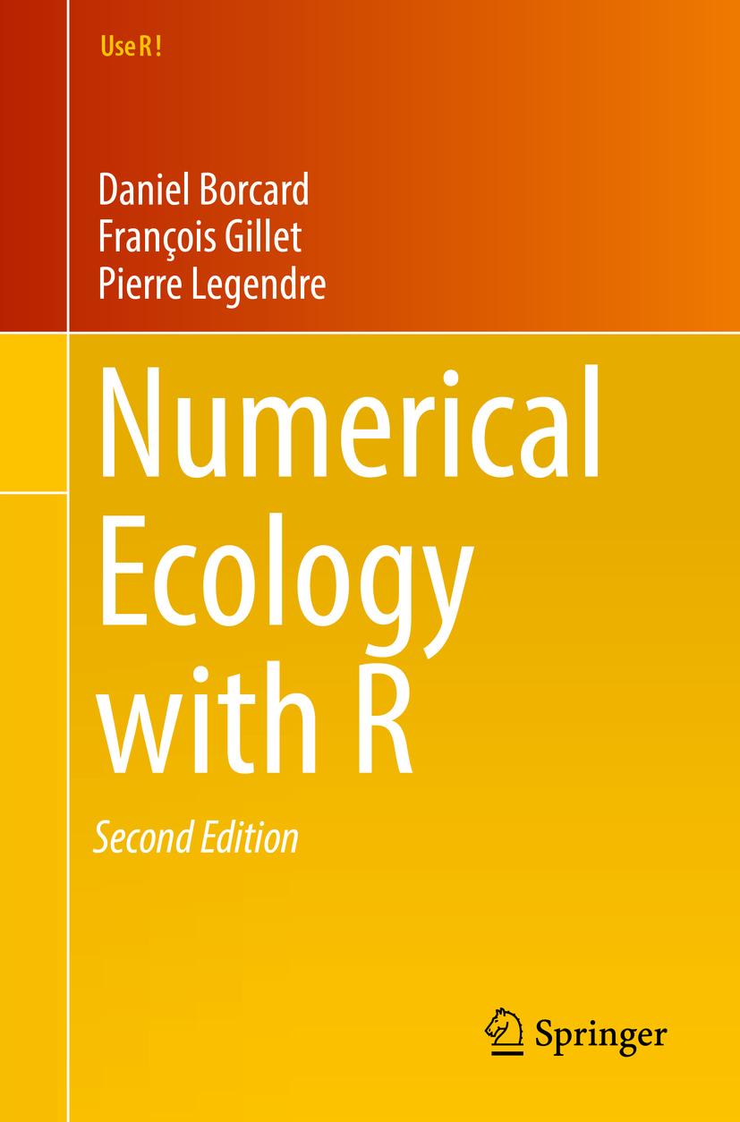 Borcard, Daniel - Numerical Ecology with R, ebook