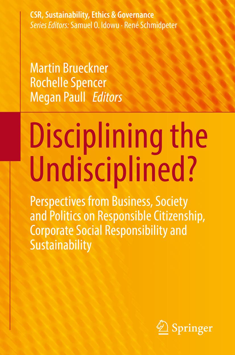Brueckner, Martin - Disciplining the Undisciplined?, ebook