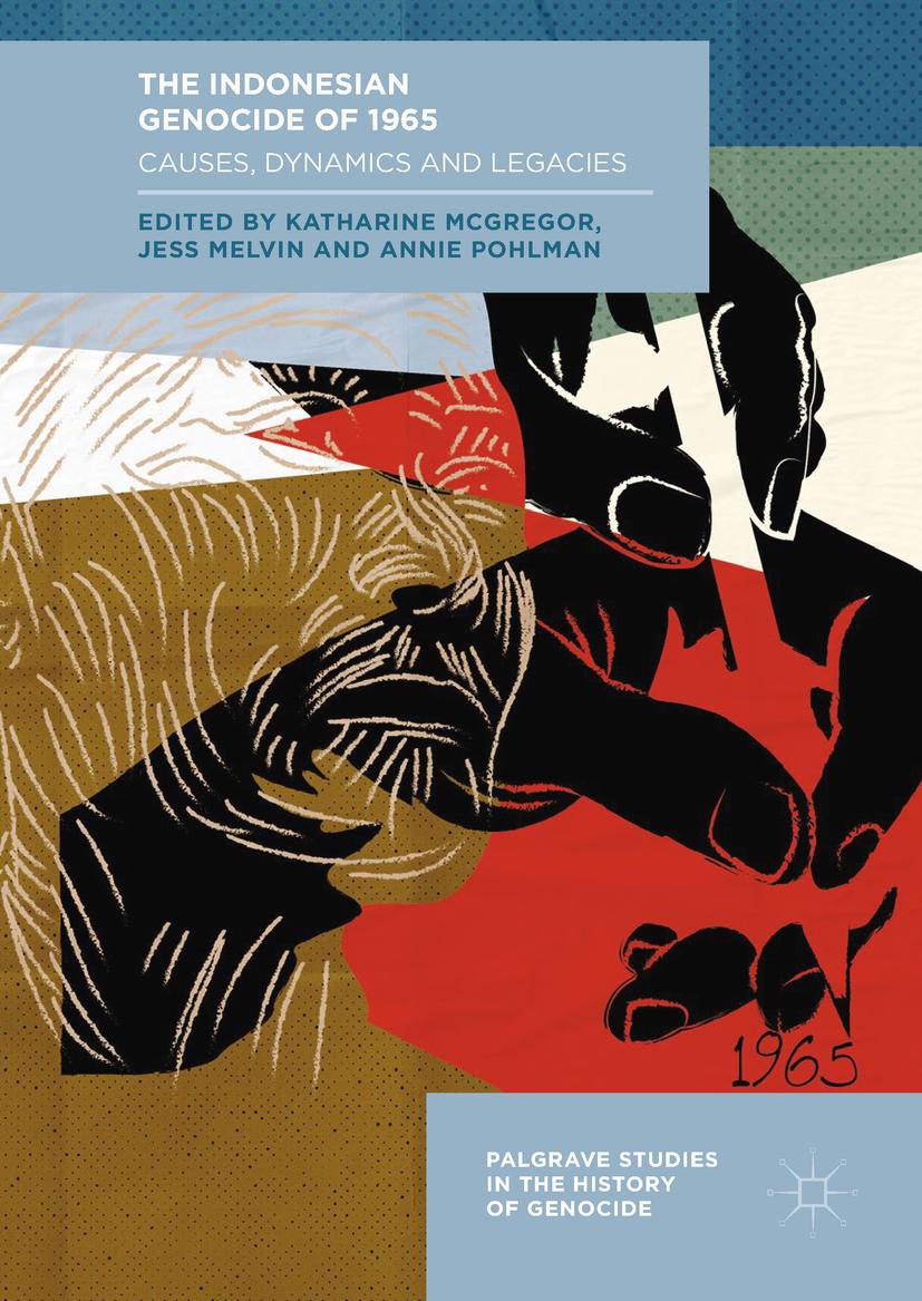 McGregor, Katharine - The Indonesian Genocide of 1965, ebook