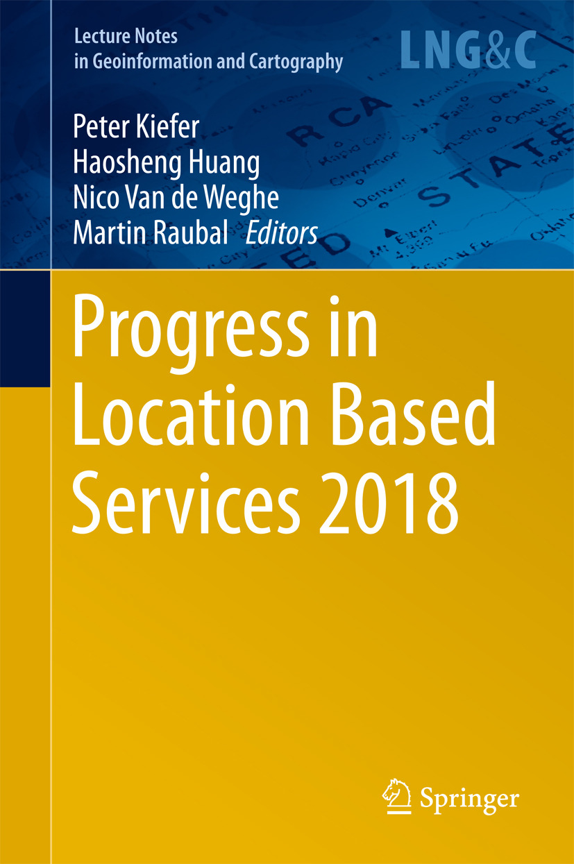Huang, Haosheng - Progress in Location Based Services 2018, ebook