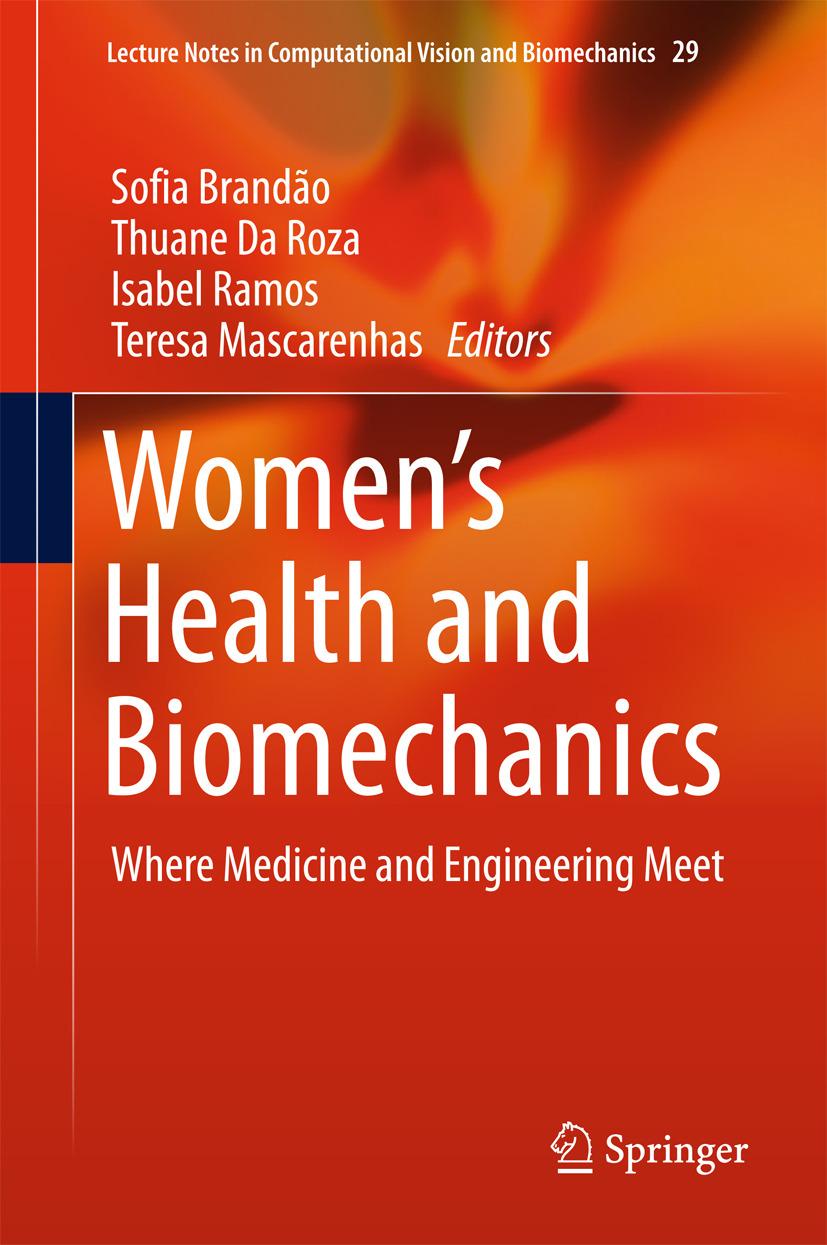 Brandão, Sofia - Women's Health and Biomechanics, ebook