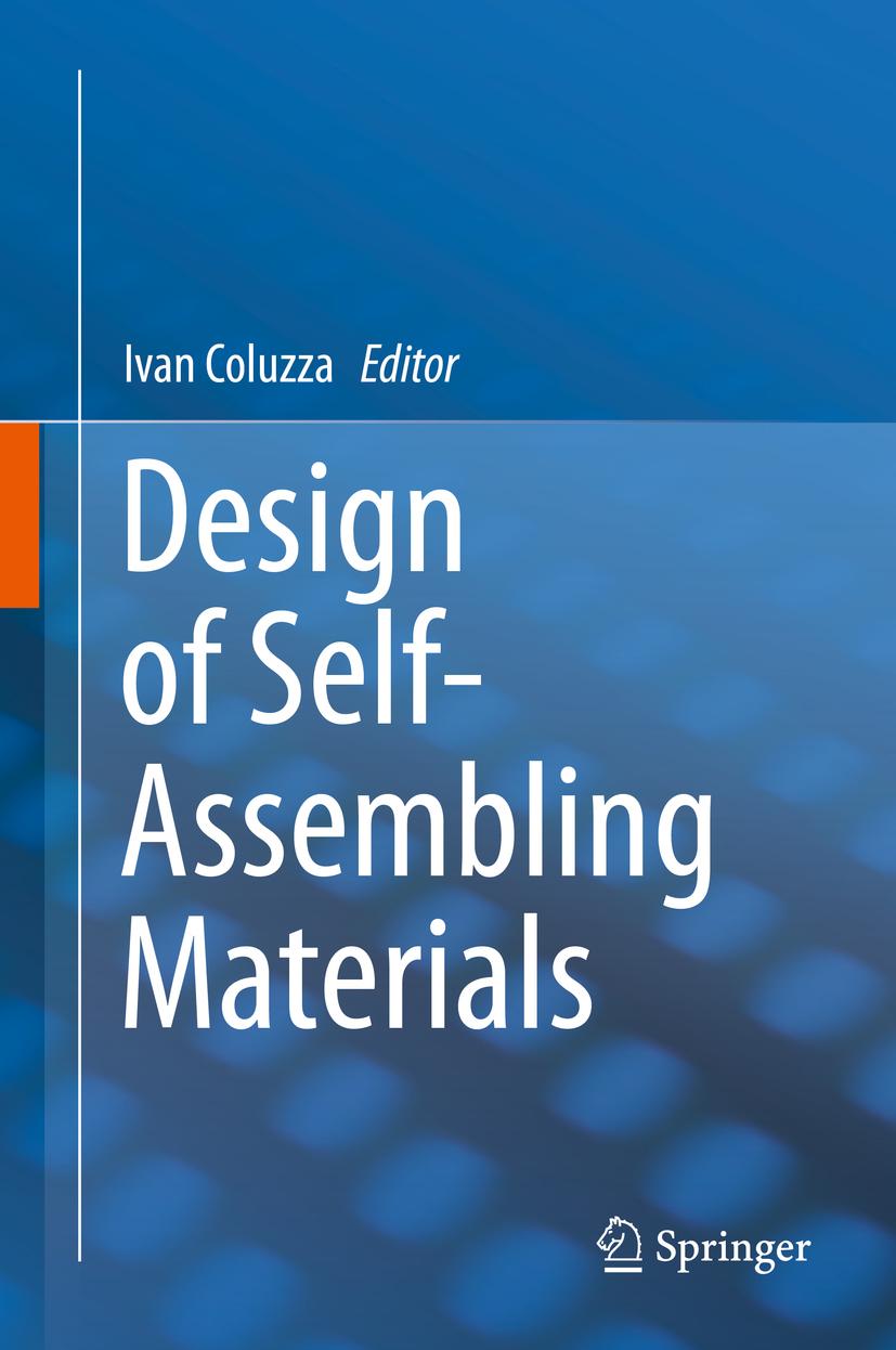Coluzza, Ivan - Design of Self-Assembling Materials, ebook
