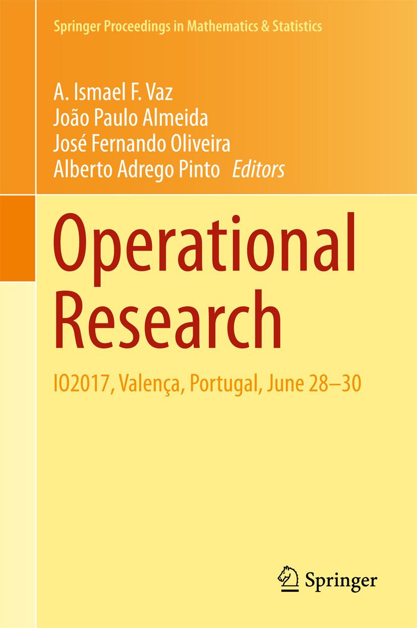 Almeida, João Paulo - Operational Research, ebook