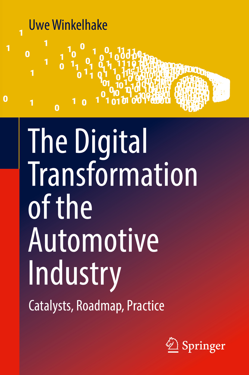 Winkelhake, Uwe - The Digital Transformation of the Automotive Industry, ebook