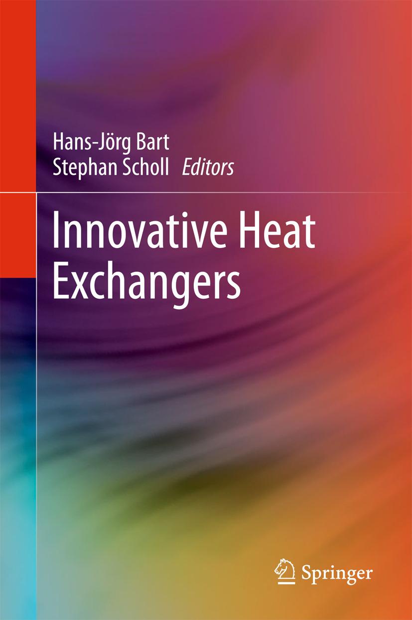 Bart, Hans-Jörg - Innovative Heat Exchangers, ebook