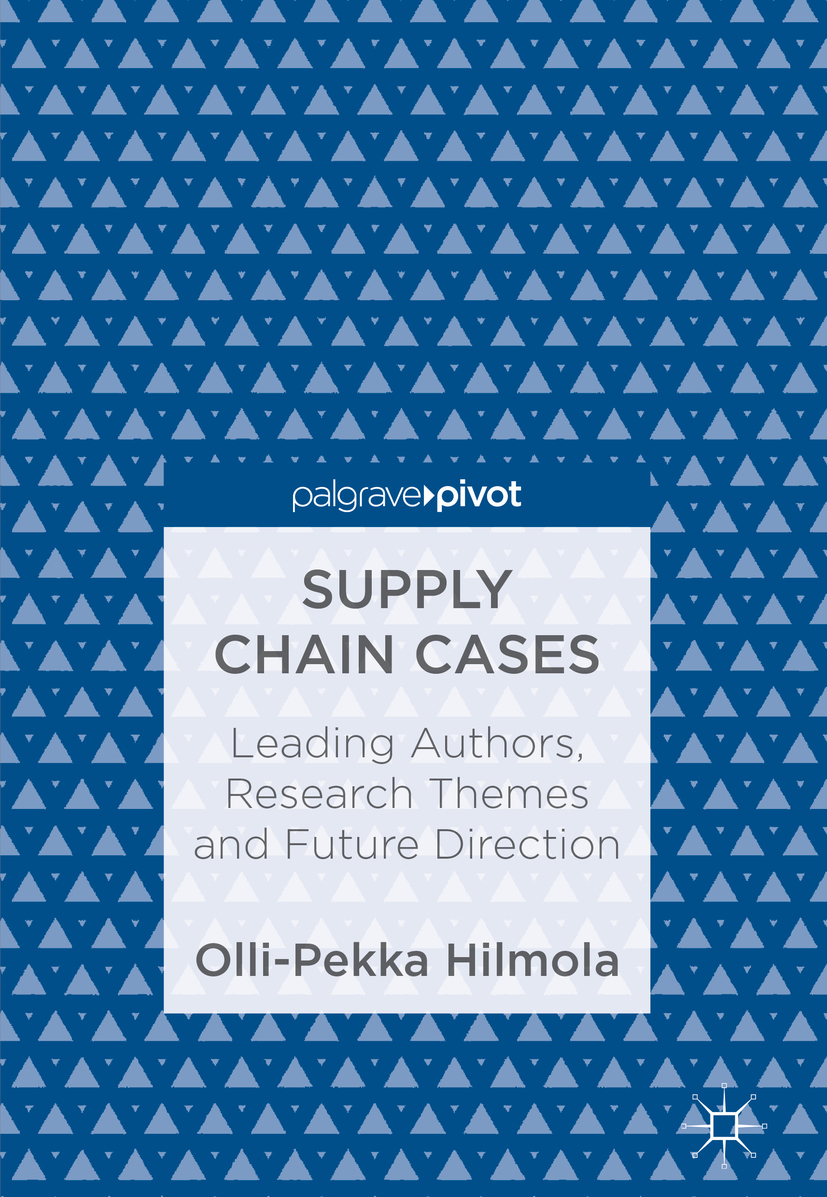 Hilmola, Olli-Pekka - Supply Chain Cases, ebook