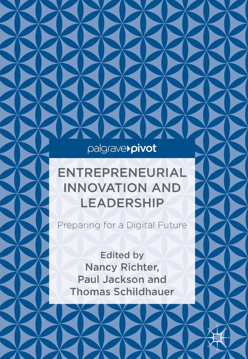 Jackson, Paul - Entrepreneurial Innovation and Leadership, ebook