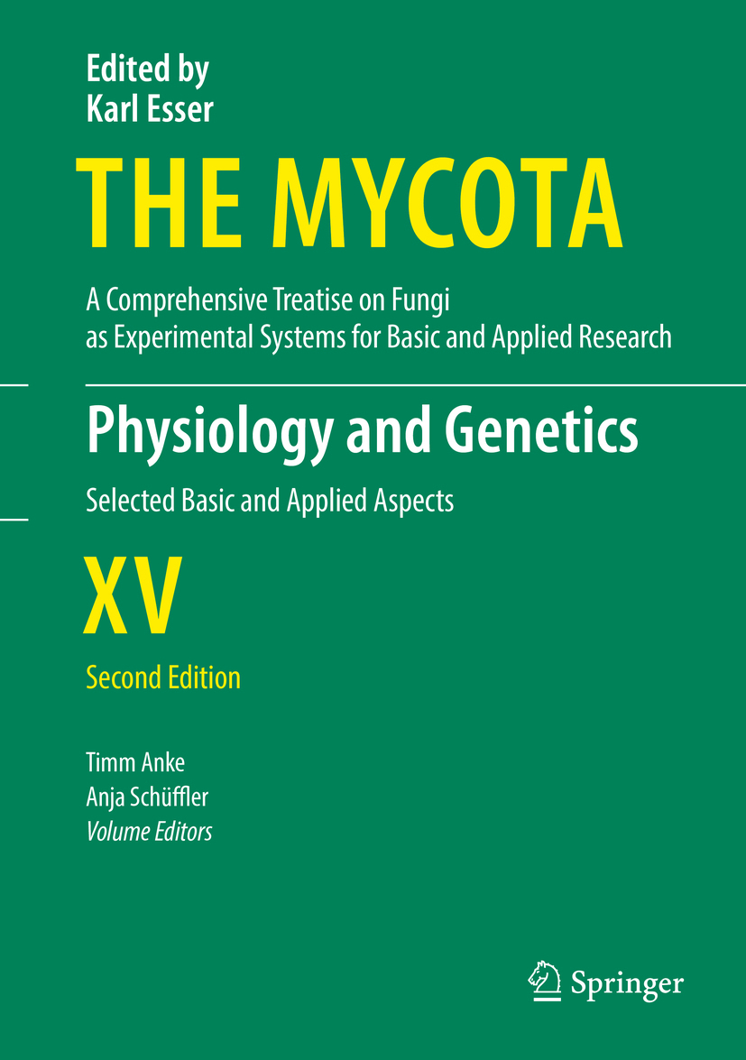 Anke, Timm - Physiology and Genetics, ebook