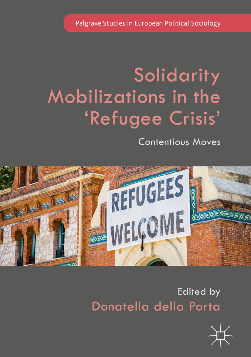 Porta, Donatella della - Solidarity Mobilizations in the 'Refugee Crisis', ebook