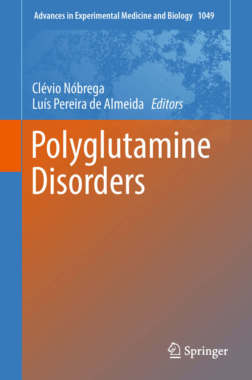 Almeida, Luís Pereira de - Polyglutamine Disorders, ebook