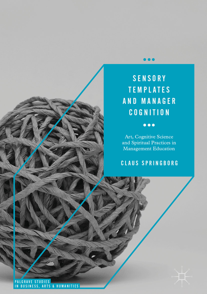 Springborg, Claus - Sensory Templates and Manager Cognition, ebook