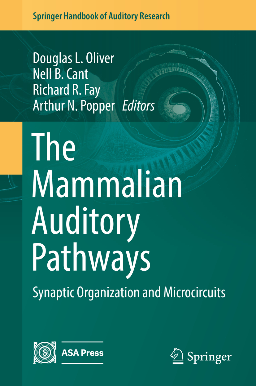 Cant, Nell B. - The Mammalian Auditory Pathways, ebook