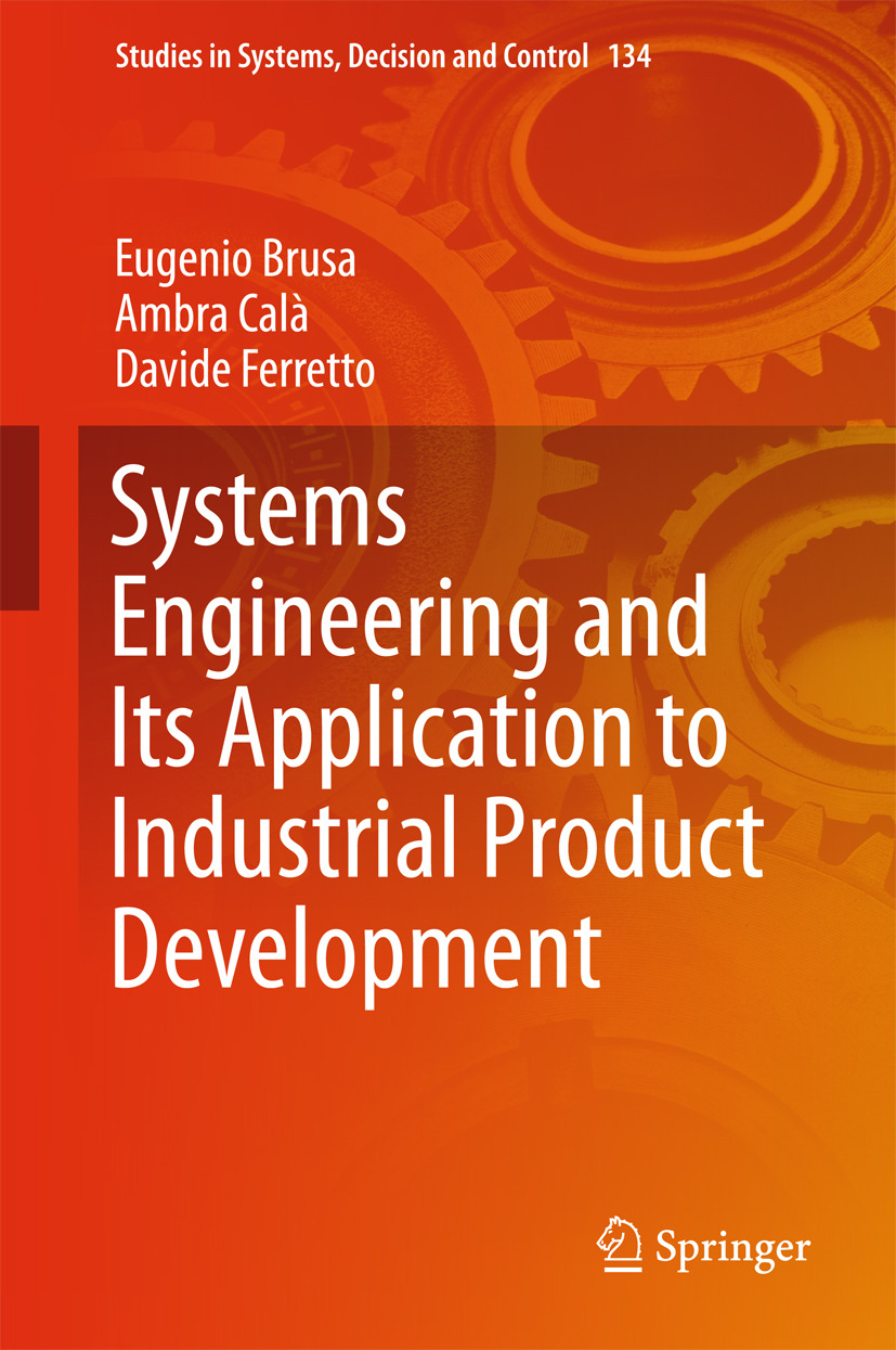 Brusa, Eugenio - Systems Engineering and Its Application to Industrial Product Development, ebook