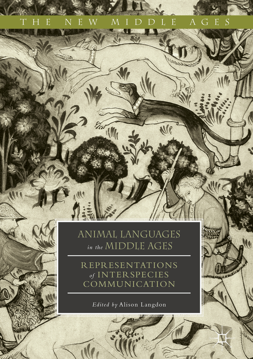 Langdon, Alison - Animal Languages in the Middle Ages, ebook
