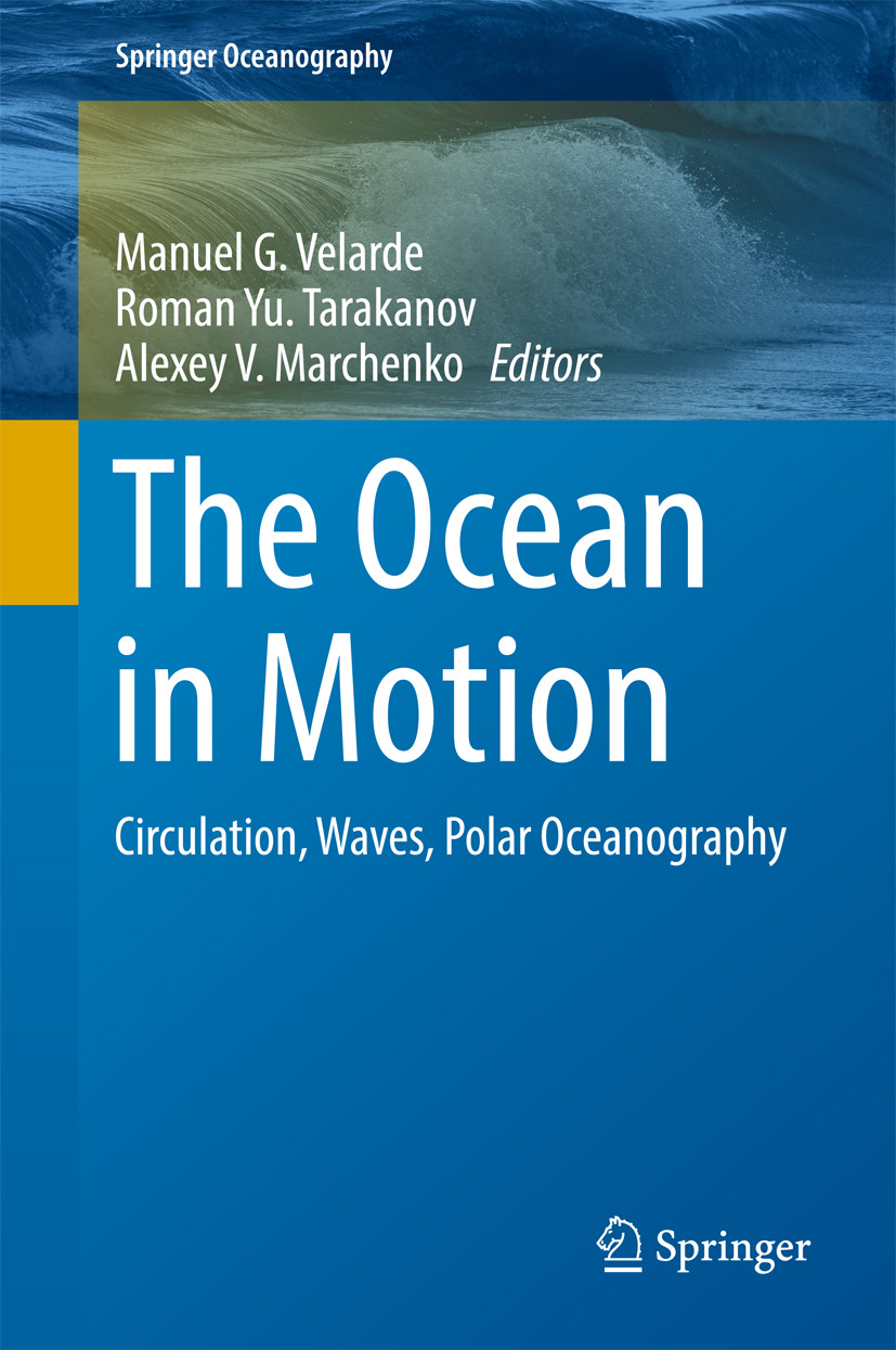 Marchenko, Alexey V. - The Ocean in Motion, ebook