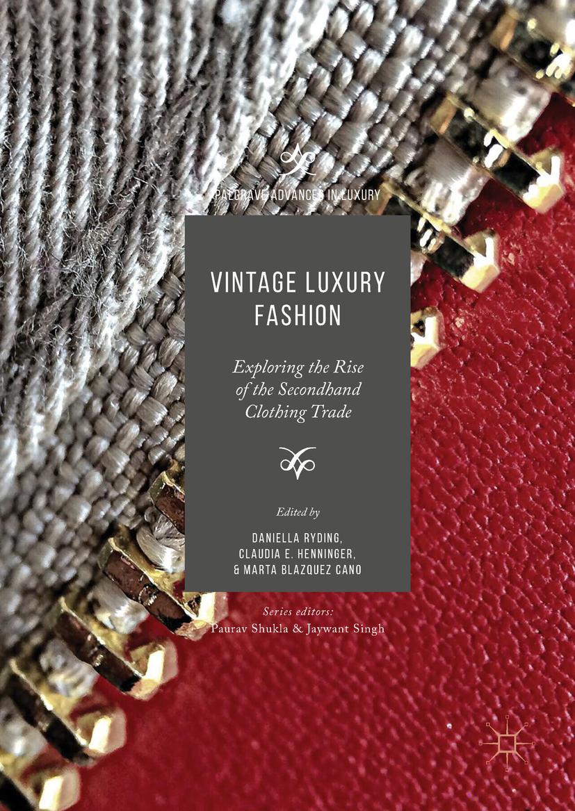 Cano, Marta Blazquez - Vintage Luxury Fashion, ebook