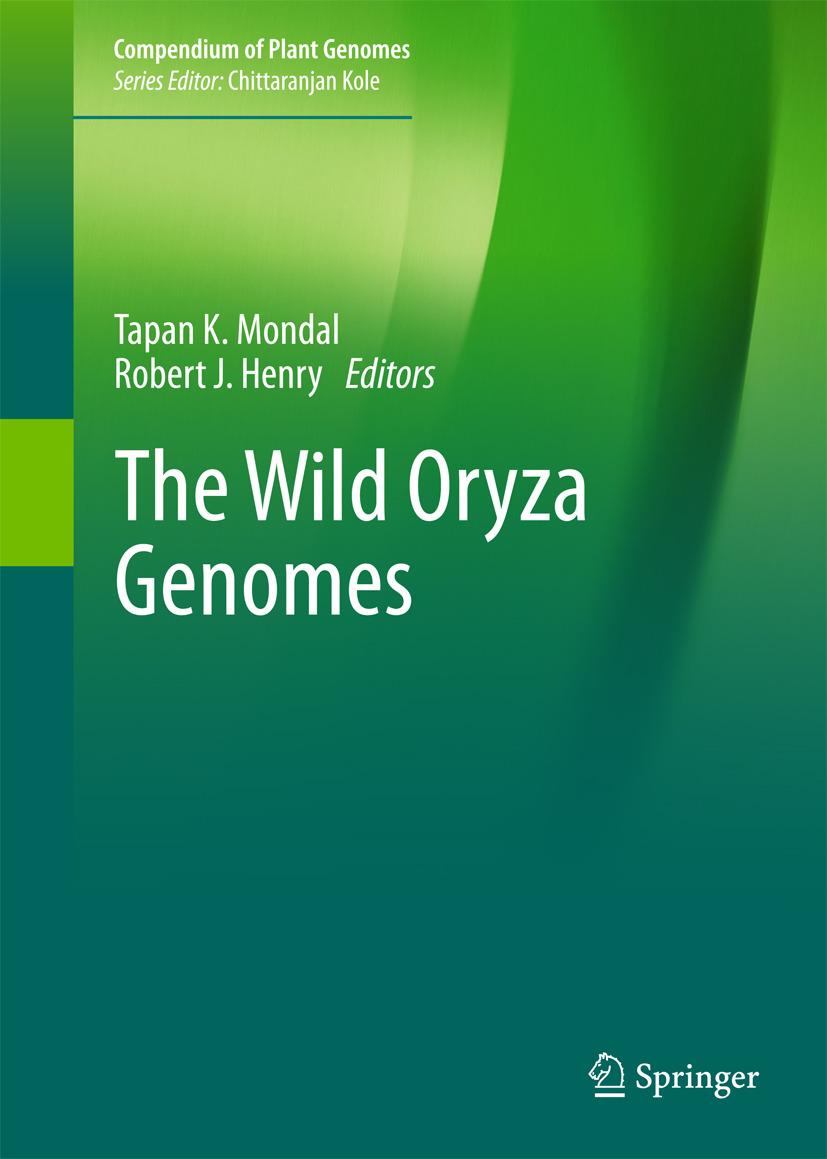 Henry, Robert J. - The Wild Oryza Genomes, ebook