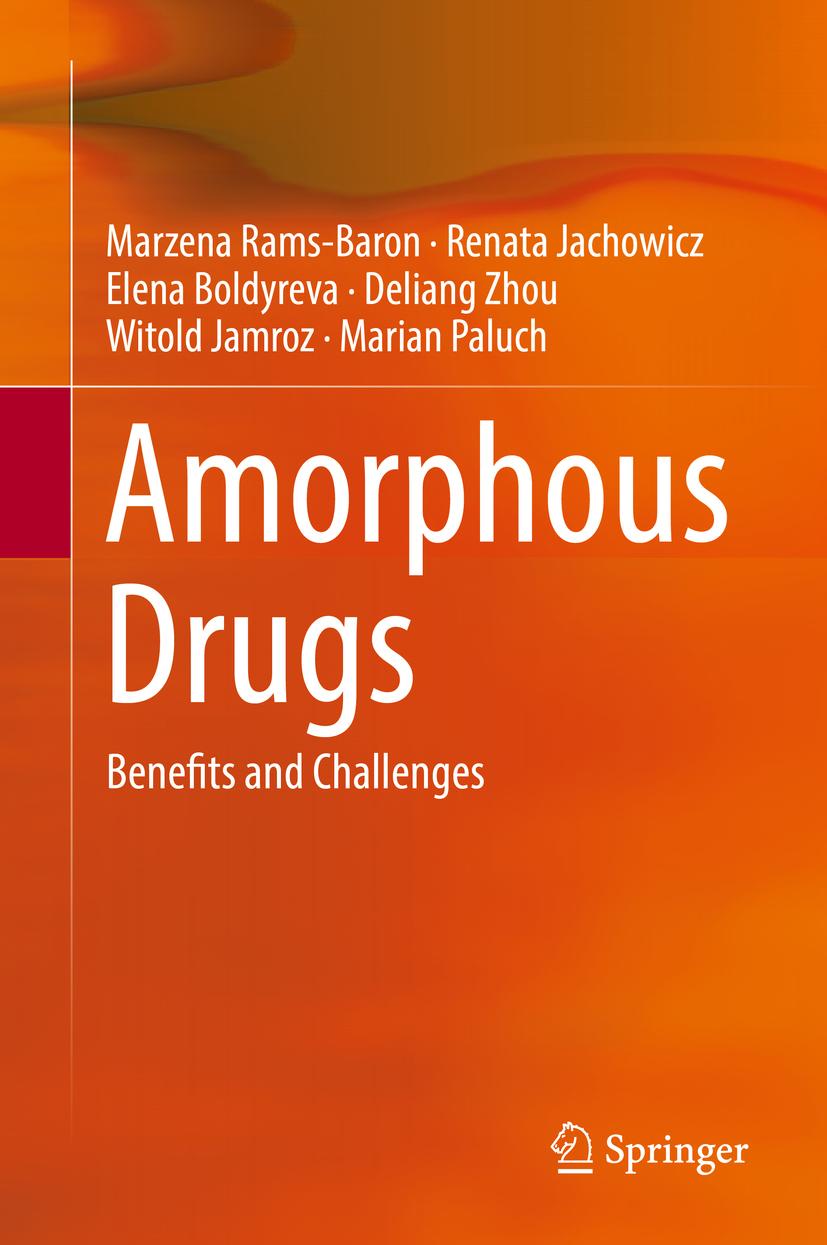 Boldyreva, Elena - Amorphous Drugs, ebook