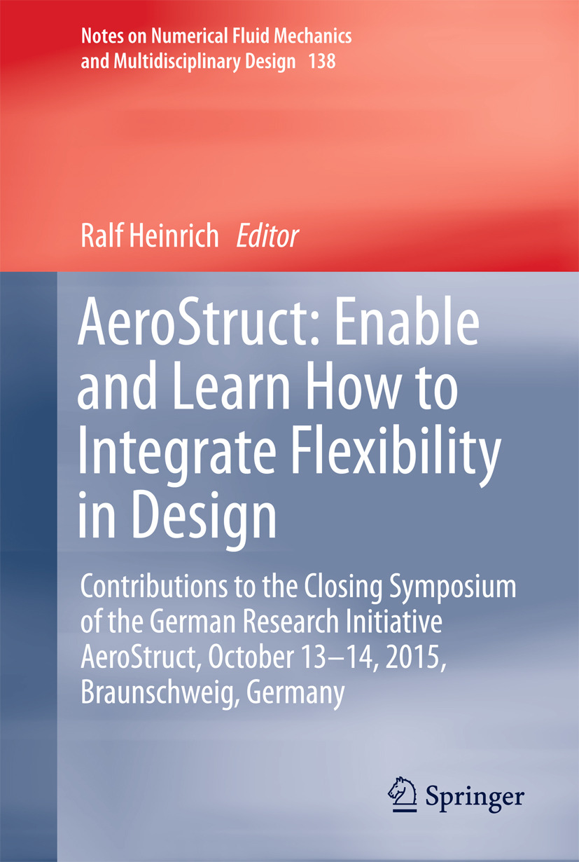 Heinrich, Ralf - AeroStruct: Enable and Learn How to Integrate Flexibility in Design, ebook