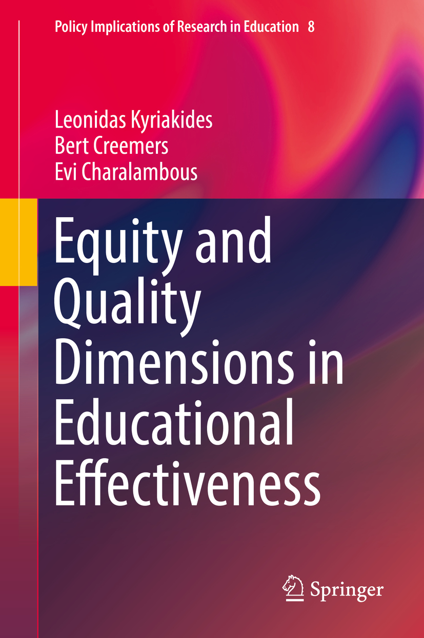 Charalambous, Evi - Equity and Quality Dimensions in Educational Effectiveness, ebook
