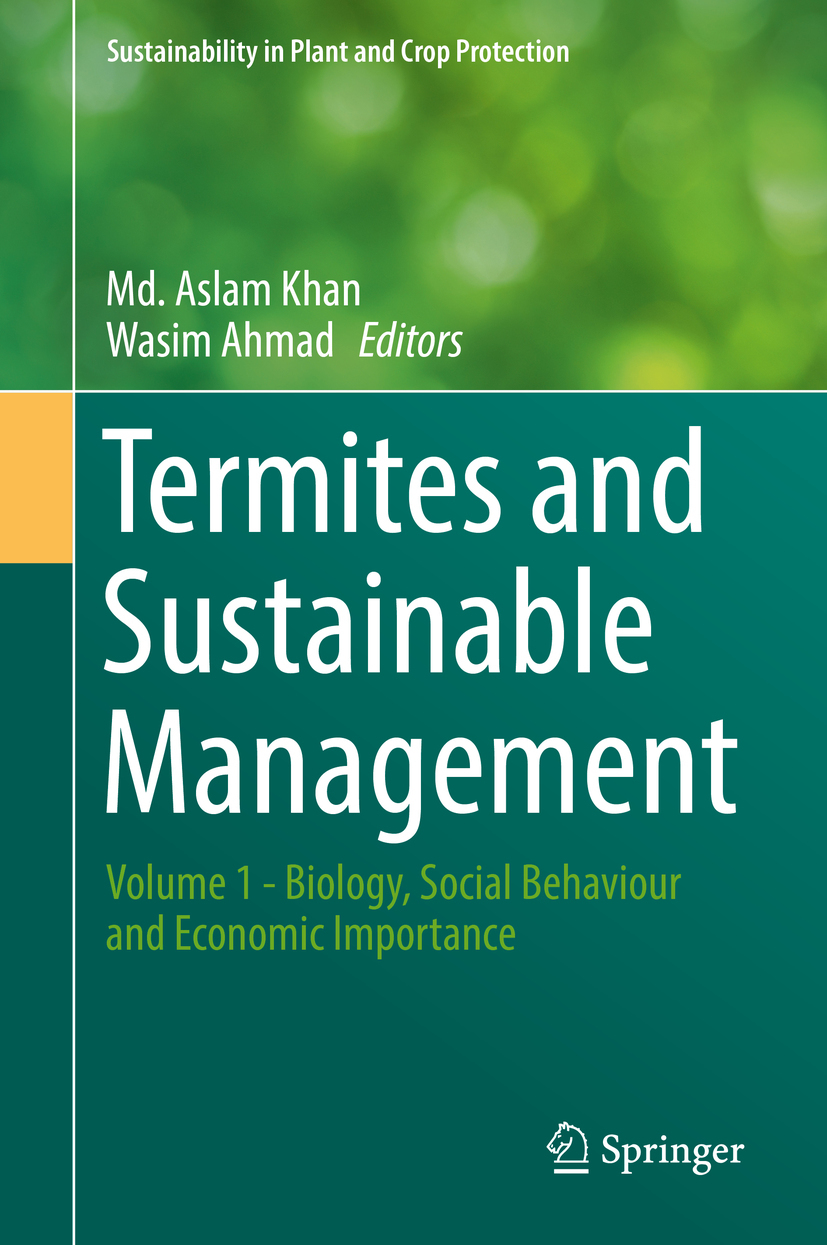 Ahmad, Wasim - Termites and Sustainable Management, ebook