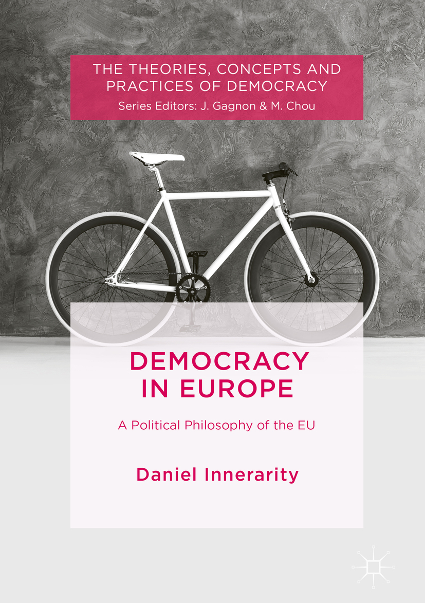 Innerarity, Daniel - Democracy in Europe, ebook