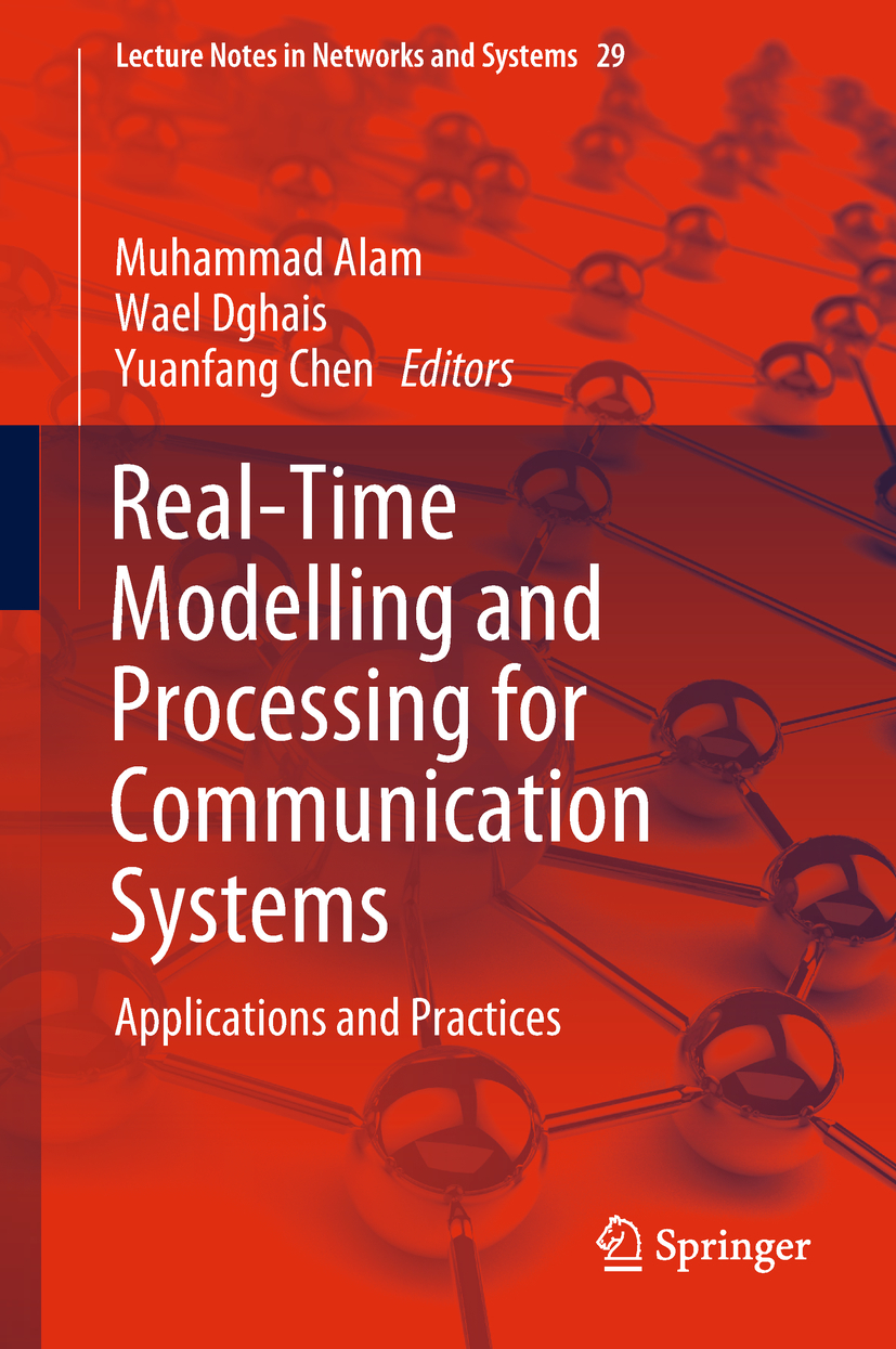 Alam, Muhammad - Real-Time Modelling and Processing for Communication Systems, ebook