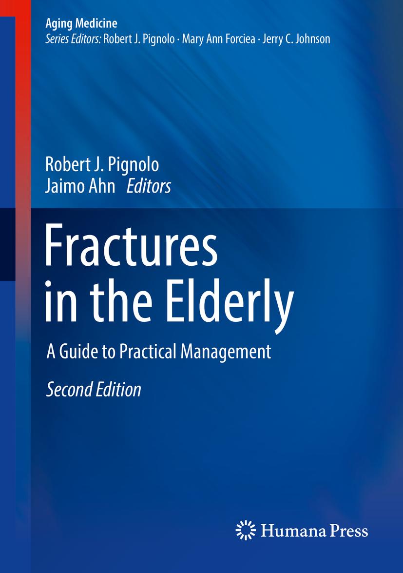 Ahn, Jaimo - Fractures in the Elderly, ebook