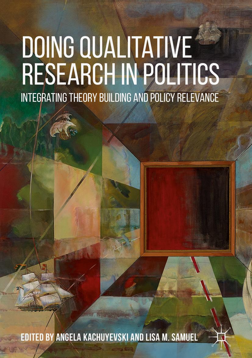 Kachuyevski, Angela - Doing Qualitative Research in Politics, ebook