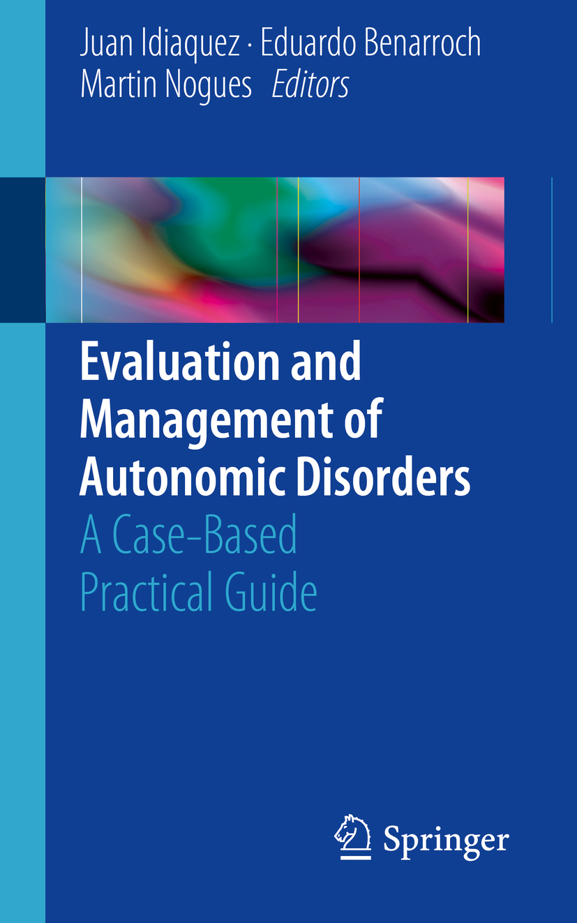Benarroch, Eduardo - Evaluation and Management of Autonomic Disorders, ebook