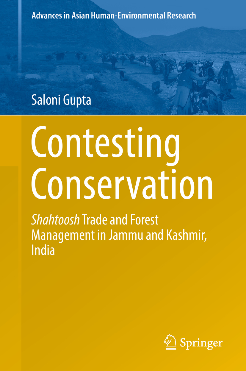 Gupta, Saloni - Contesting Conservation, ebook