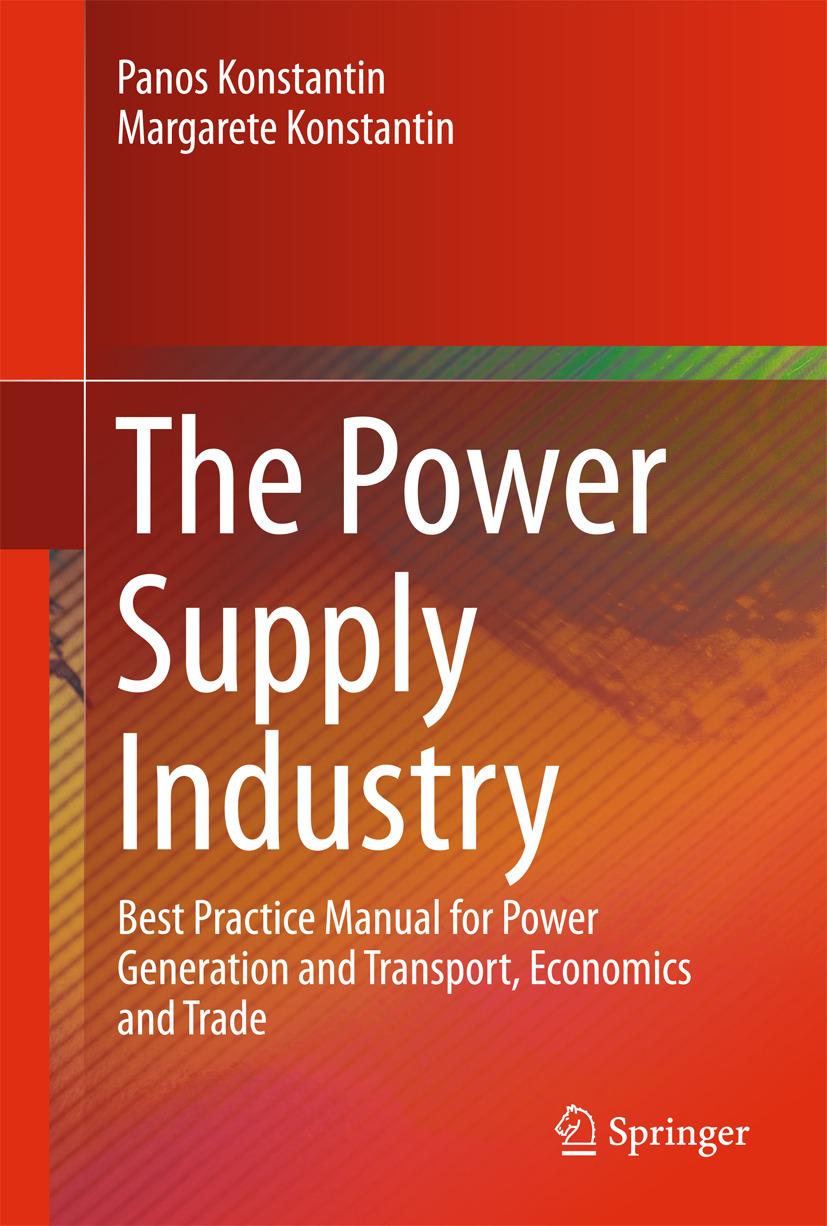 Konstantin, Margarete - The Power Supply Industry, ebook