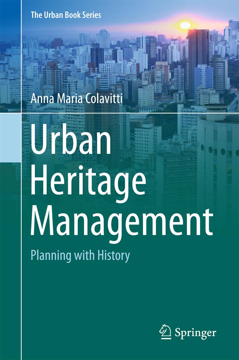 Colavitti, Anna Maria - Urban Heritage Management, ebook
