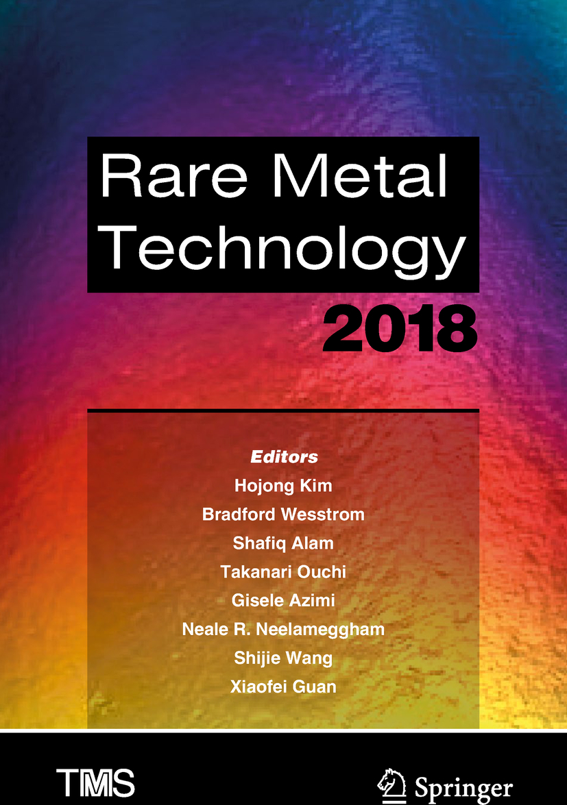 Alam, Shafiq - Rare Metal Technology 2018, ebook