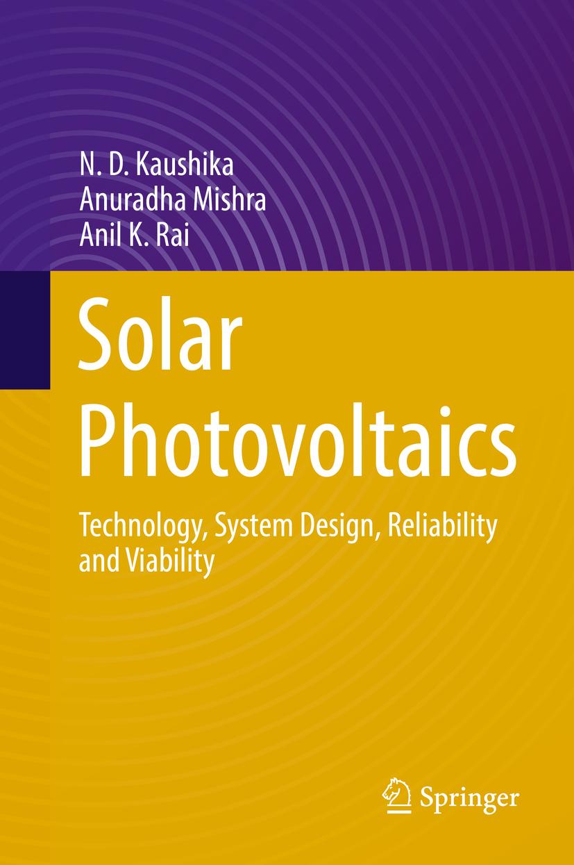 Kaushika, N.D. - Solar Photovoltaics, ebook