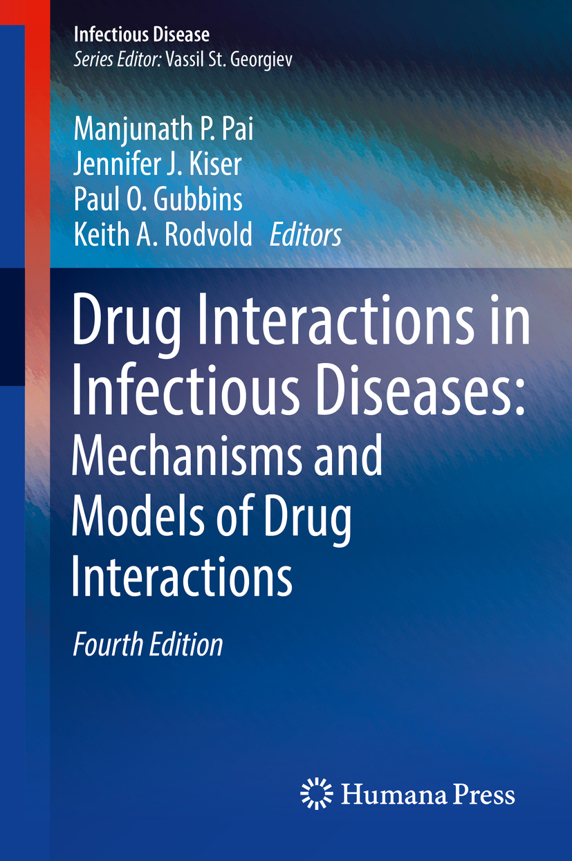 Gubbins, Paul O. - Drug Interactions in Infectious Diseases: Mechanisms and Models of Drug Interactions, ebook