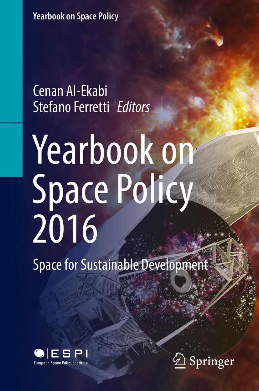 Al-Ekabi, Cenan - Yearbook on Space Policy 2016, e-bok