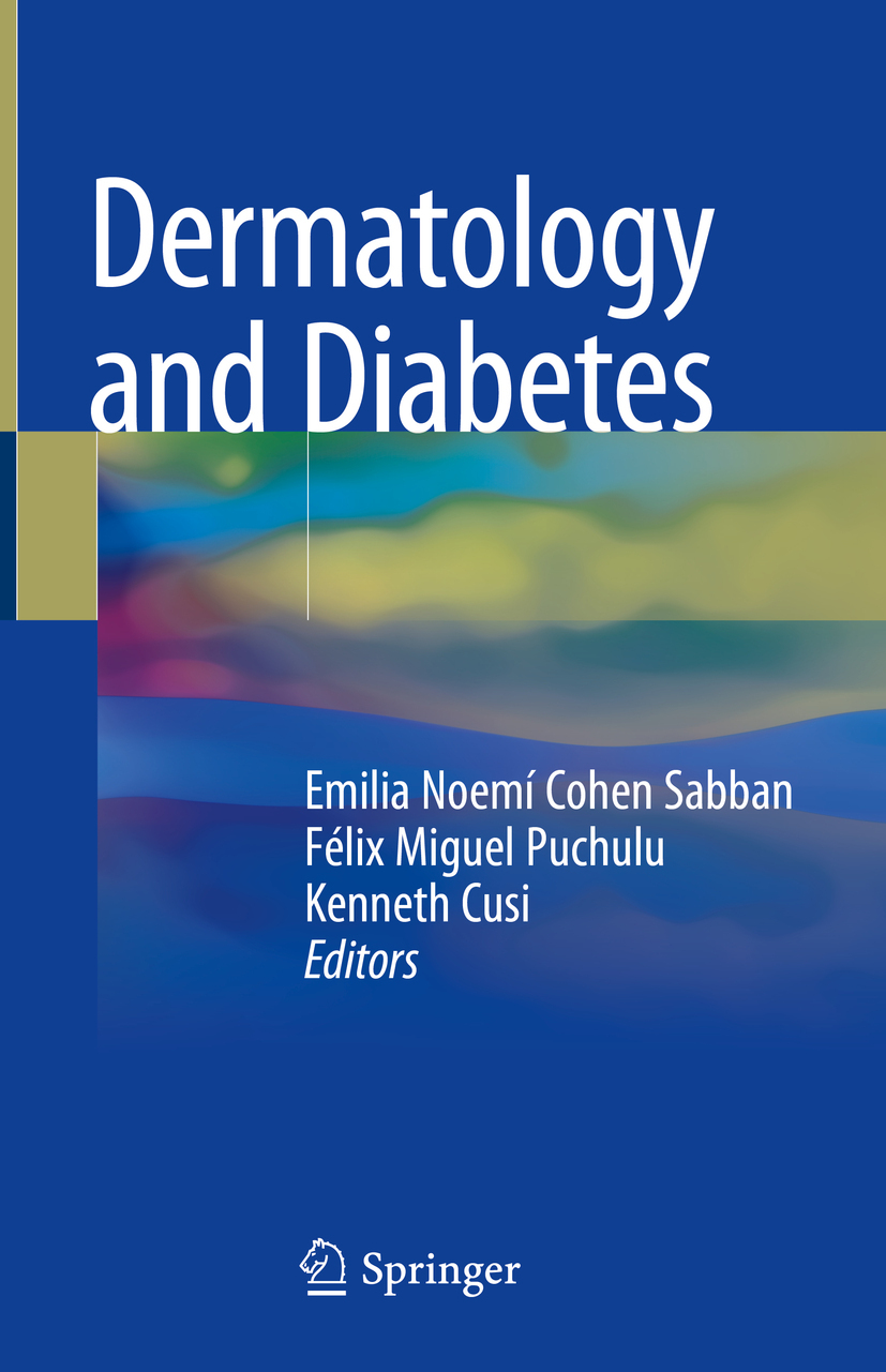 Cusi, Kenneth - Dermatology and Diabetes, e-bok