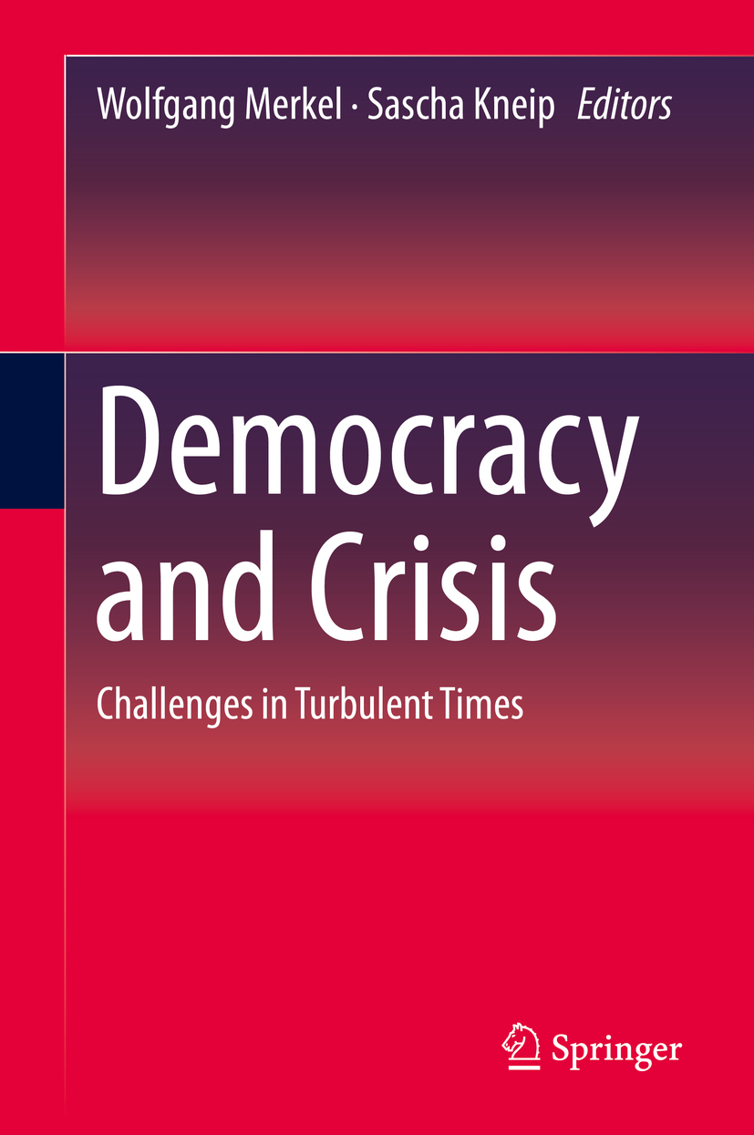 Kneip, Sascha - Democracy and Crisis, ebook