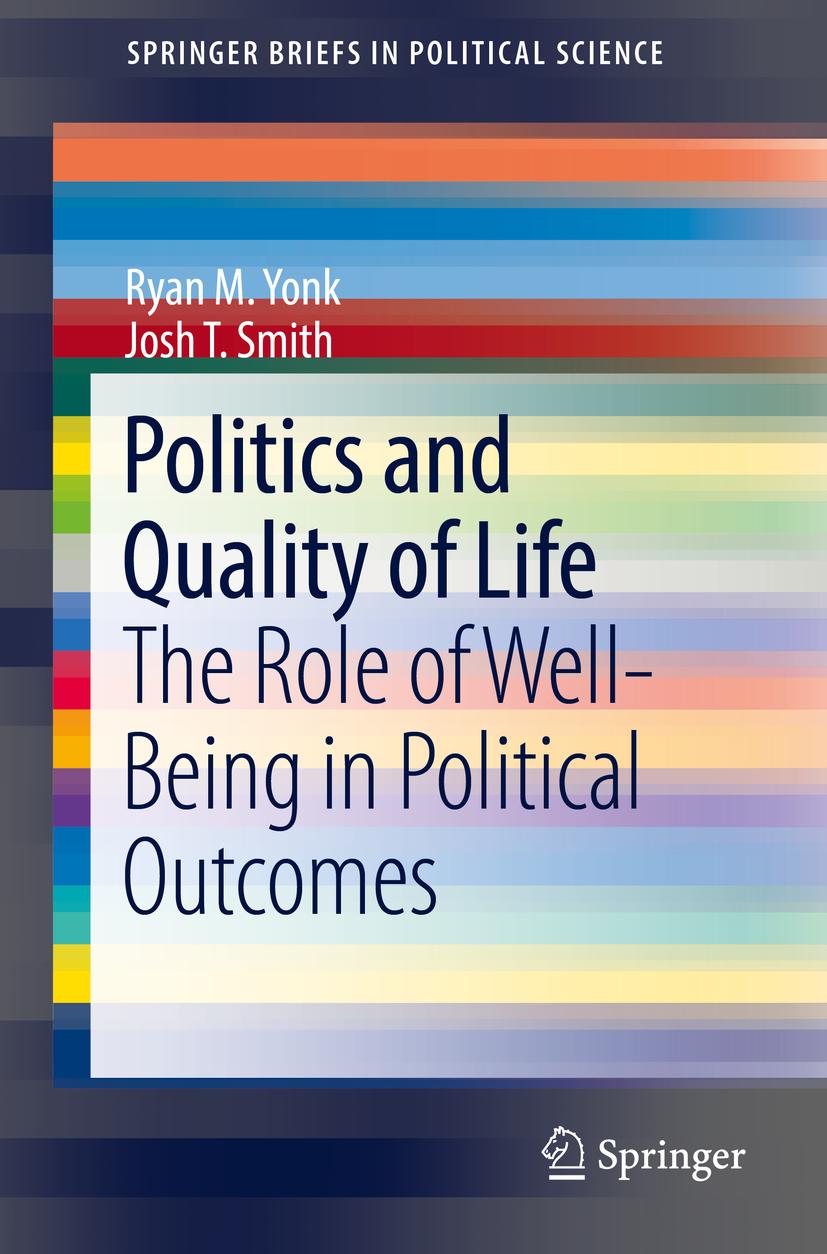 Smith, Josh T. - Politics and Quality of Life, ebook