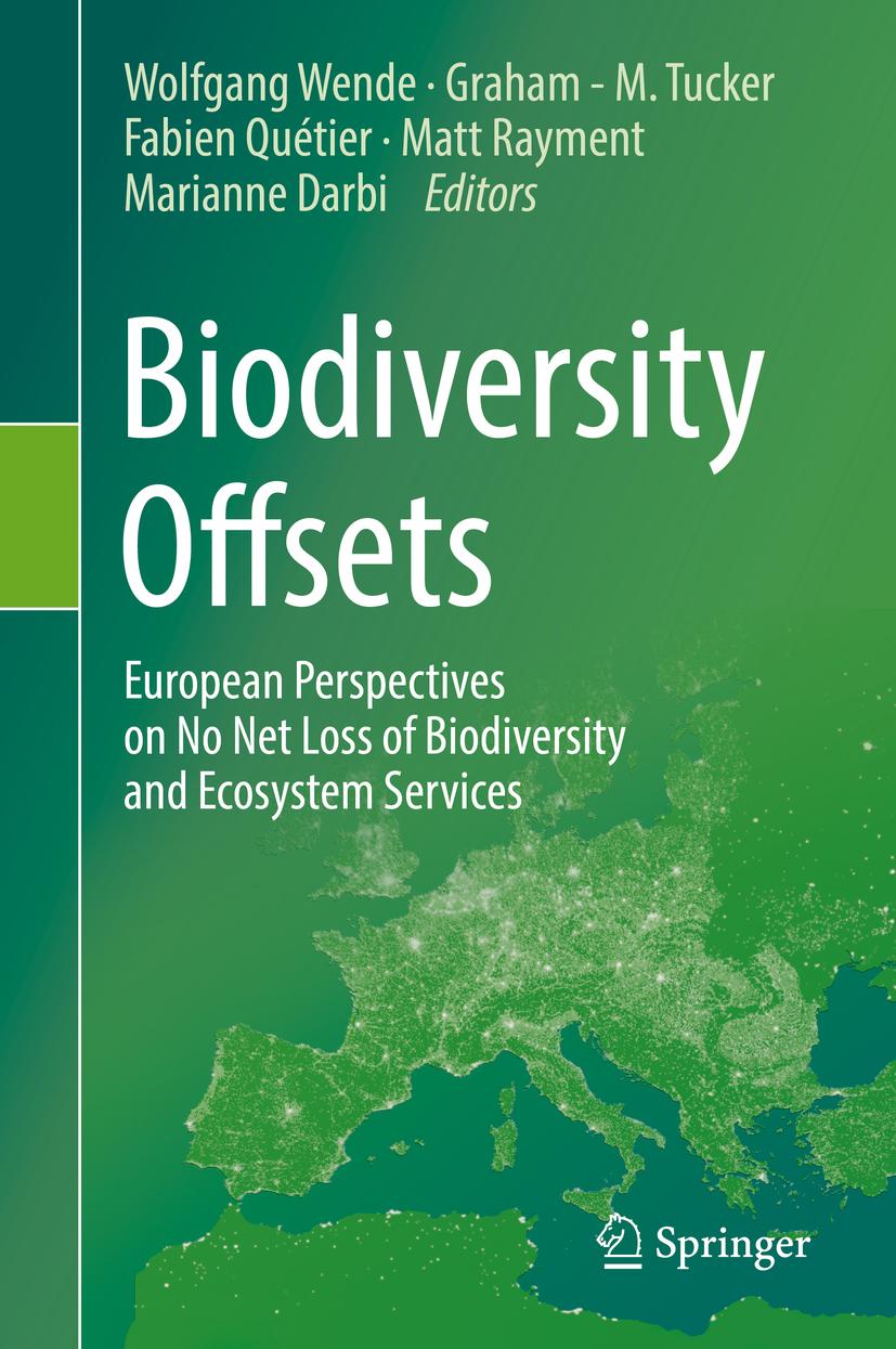 Darbi, Marianne - Biodiversity Offsets, ebook