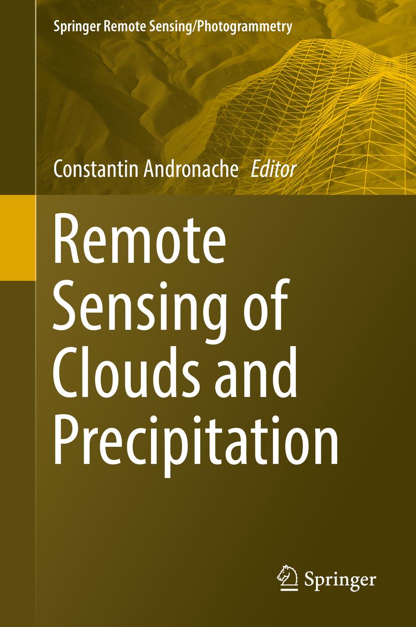 Andronache, Constantin - Remote Sensing of Clouds and Precipitation, ebook
