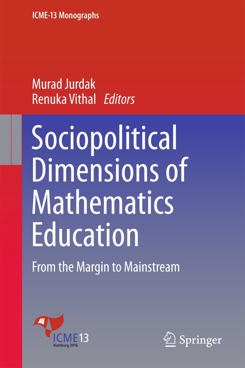 Jurdak, Murad - Sociopolitical Dimensions of Mathematics Education, ebook