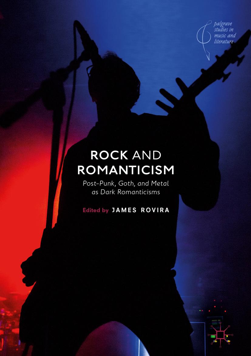Rovira, James - Rock and Romanticism, ebook