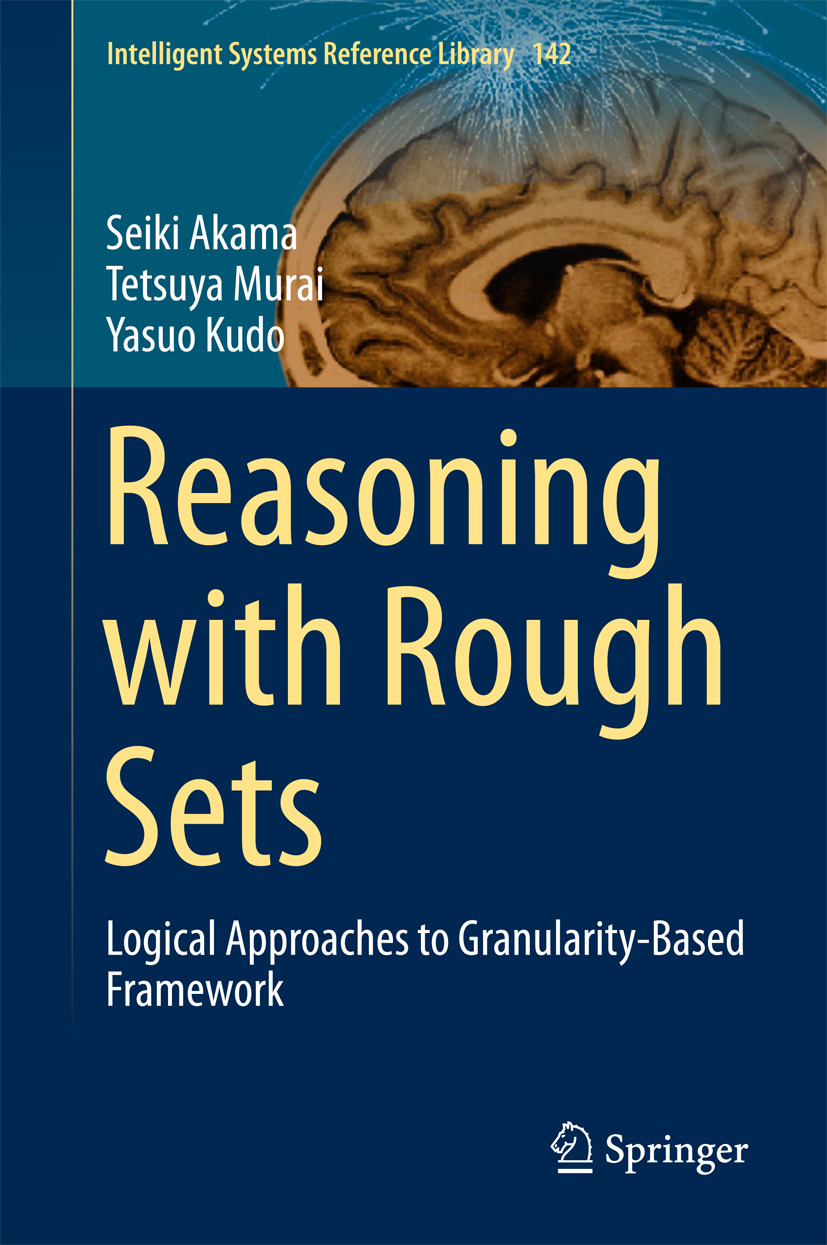 Akama, Seiki - Reasoning with Rough Sets, ebook