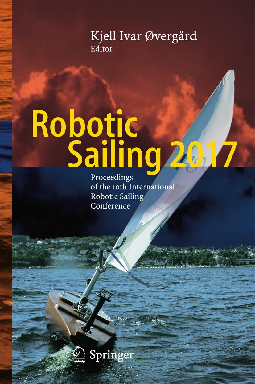 Øvergård, Kjell Ivar - Robotic Sailing 2017, ebook