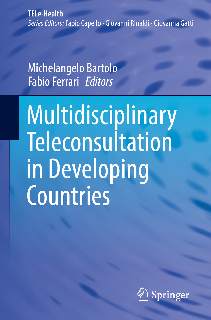 Bartolo, Michelangelo - Multidisciplinary Teleconsultation in Developing Countries, e-kirja