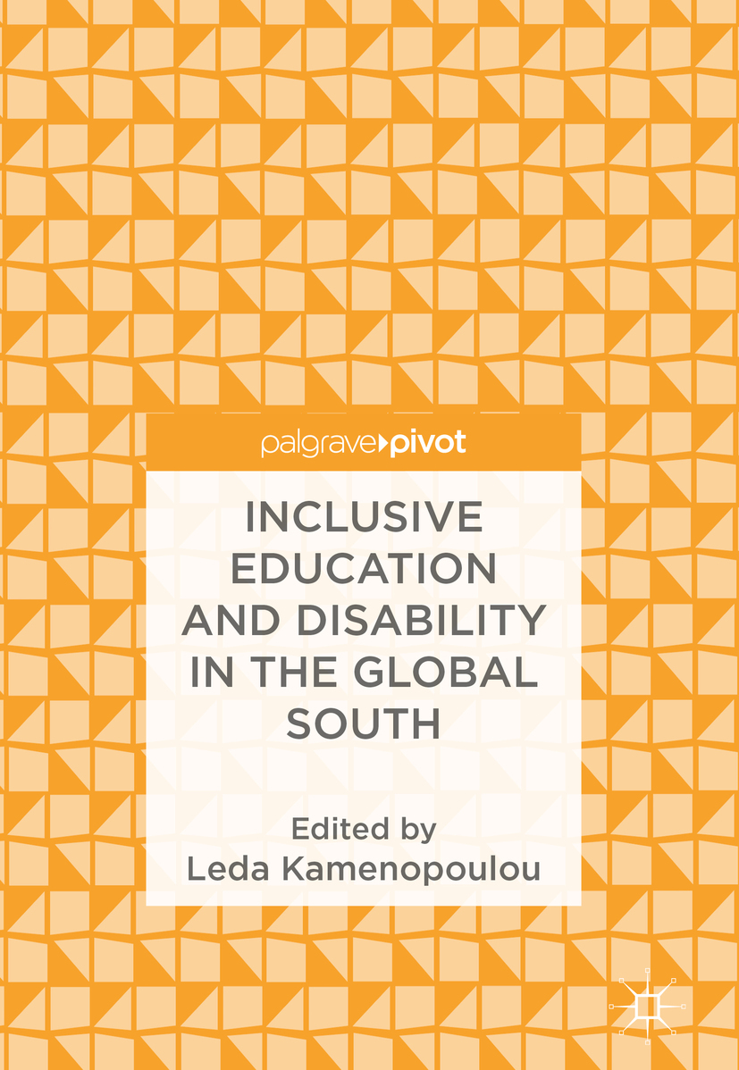 Kamenopoulou, Leda - Inclusive Education and Disability in the Global South, ebook