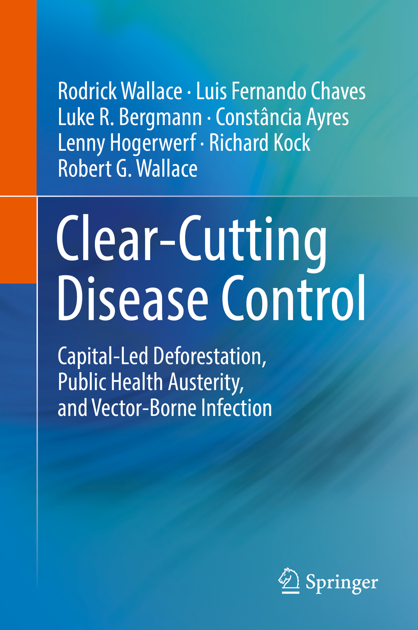 Ayres, Constância - Clear-Cutting Disease Control, ebook
