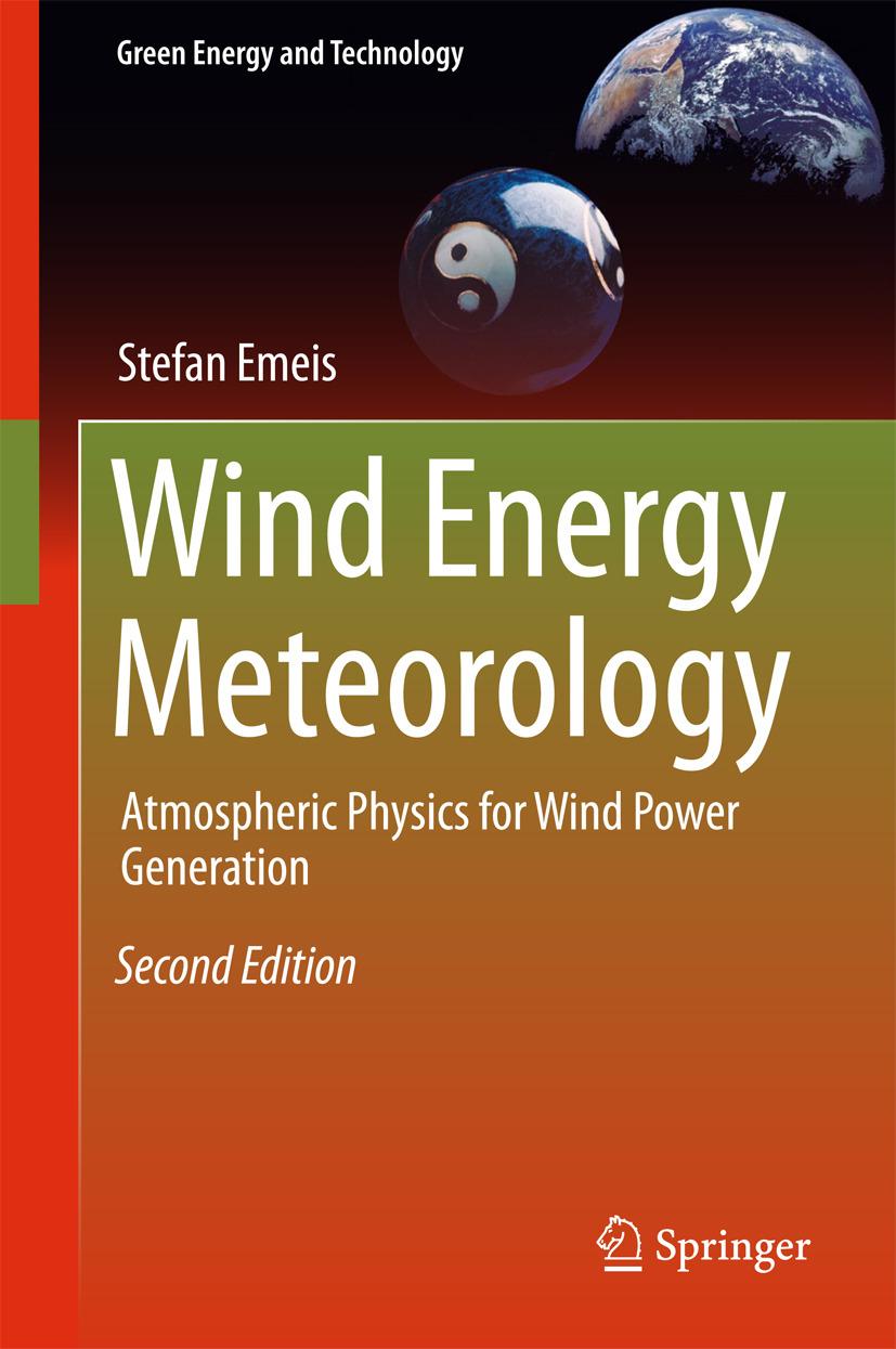 Emeis, Stefan - Wind Energy Meteorology, ebook